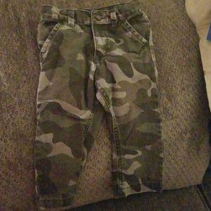 Camo Oshkosh jeans